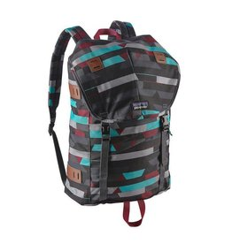 Patagonia Arbor Pack 26L, Upstream Stripe: Smolder Blue