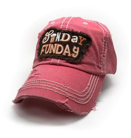 Trailer Trash Love Sunday Funday Hat, Assorted