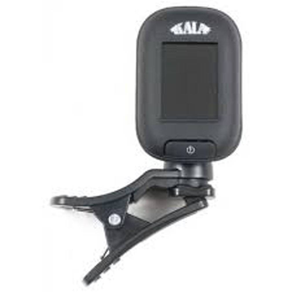 Kala Brand Kala Klipz Black Clip-On Tuner