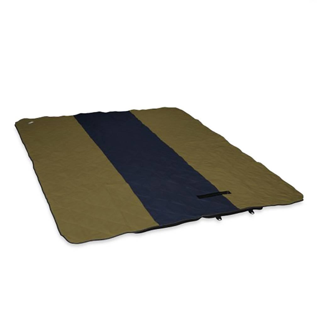ENO Launchpad Blanket, Navy/Olive