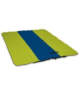 ENO LaunchPad Blanket, Blue/Bright Green