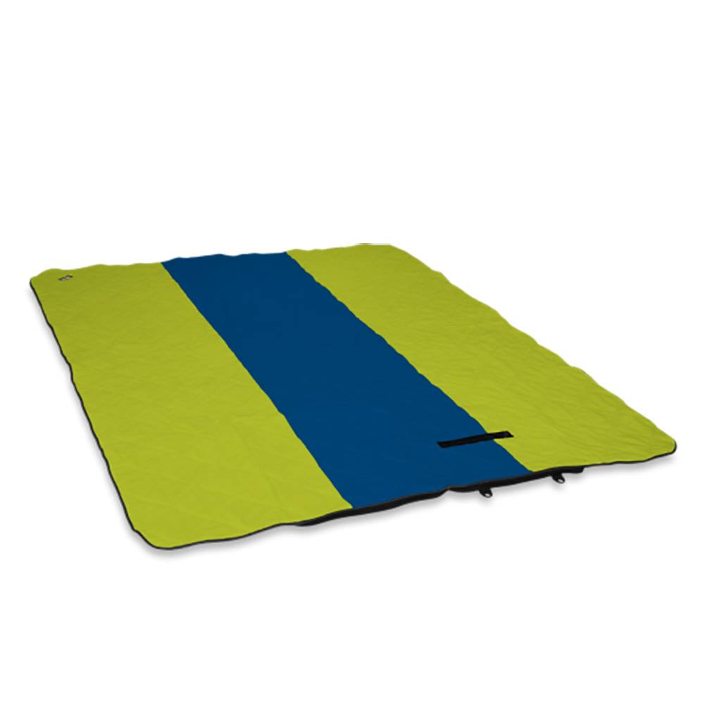 ENO LaunchPad Blanket, Blue/Bright Green