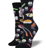 Socksmith Sushi Socks, Black