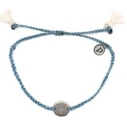 Puravida Silver Compass Bracelet, Assorted