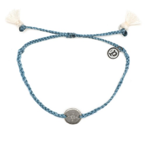 Silver Compass Bracelet, Assorted