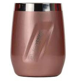 Ecovessel Port 10oz, Rose Gold