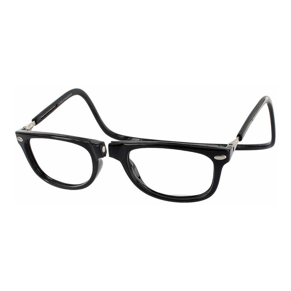 Clic Ashbury Black CL Reading Glasses