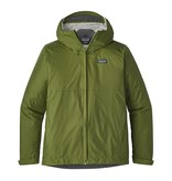 Patagonia Men's Torrentshell Jacket, Sprouted Green