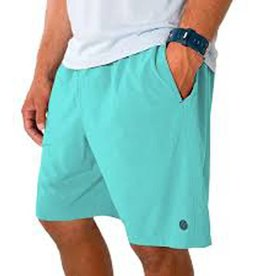 Free Fly M's Breeze Shorts, Tropic Blue