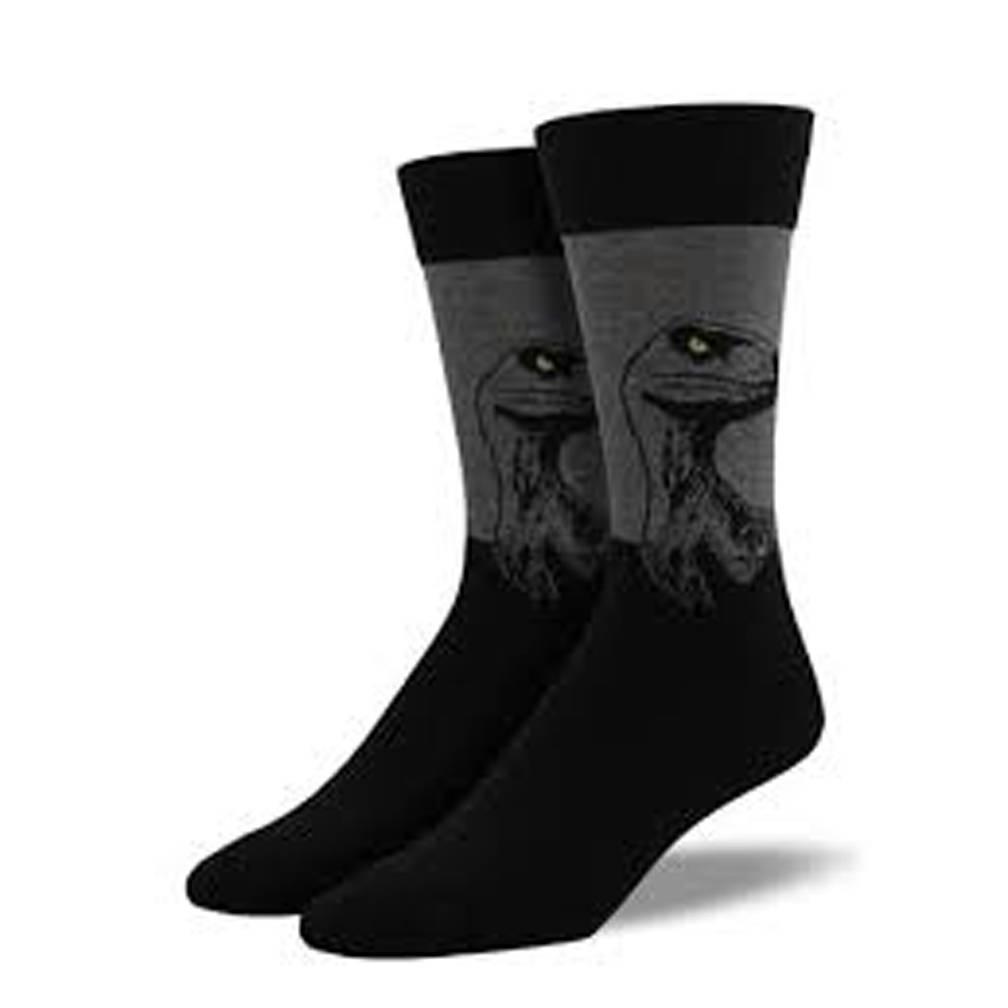 Socksmith M's Raptor, Charcoal