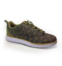 Propet Travel Fit Athleisure Shoe, Green