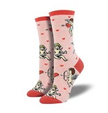 Socksmith W's Cupid, Light Pink Heather