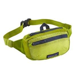 Patagonia Lightweight Travel Mini Hip Pack 1L, Light Gecko Green