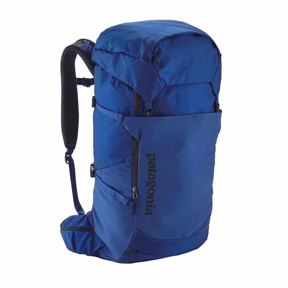 Patagonia Nine Trails Pack, 36L, Viking Blue