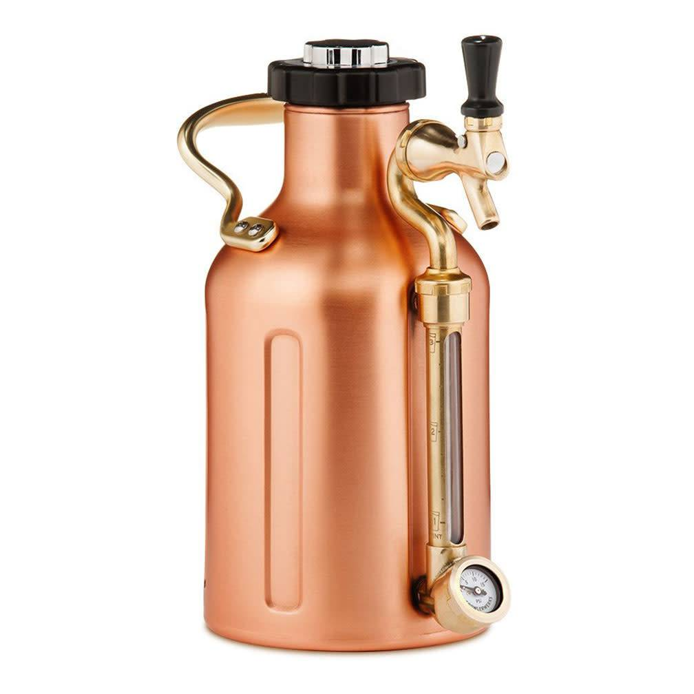 GrowlerWerks uKeg 64, Copper
