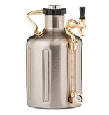 GrowlerWerks uKeg 128, Stainless