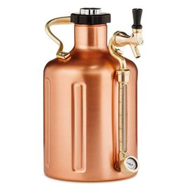 GrowlerWerks uKeg 128, Copper