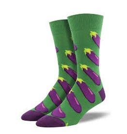 Socksmith M's Eggplant Socks