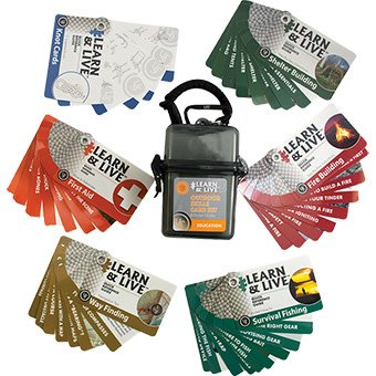 Liberty Mountain Learn & Live- Outdoor Skills Kit