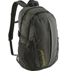Patagonia Refugio Pack 28L, Forge Grey w/Textile Green