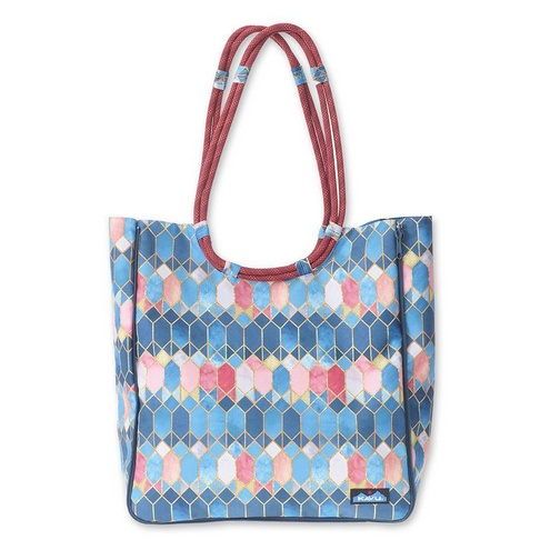 Kavu Market Bag Stained Glass