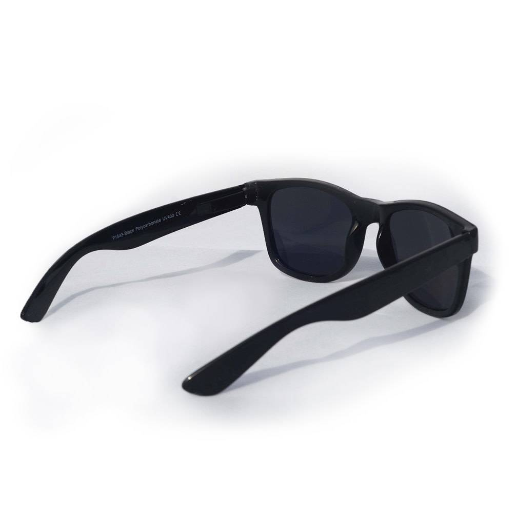 Surf, Wind and Fire Classic Wayfarer Black