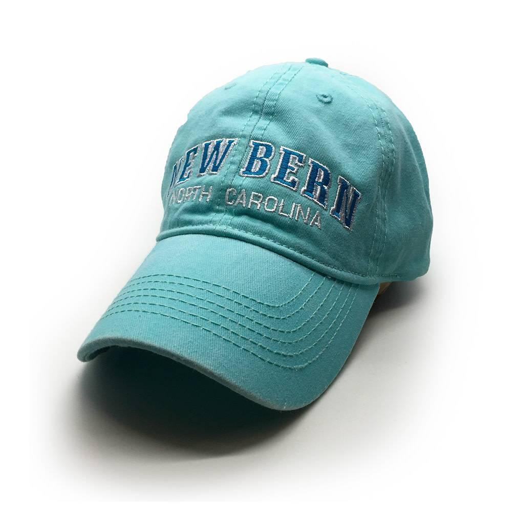 New Bern Vintage Baseball Cap, Mint