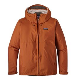 Patagonia Men's Torrentshell Jacket, Copper Ore