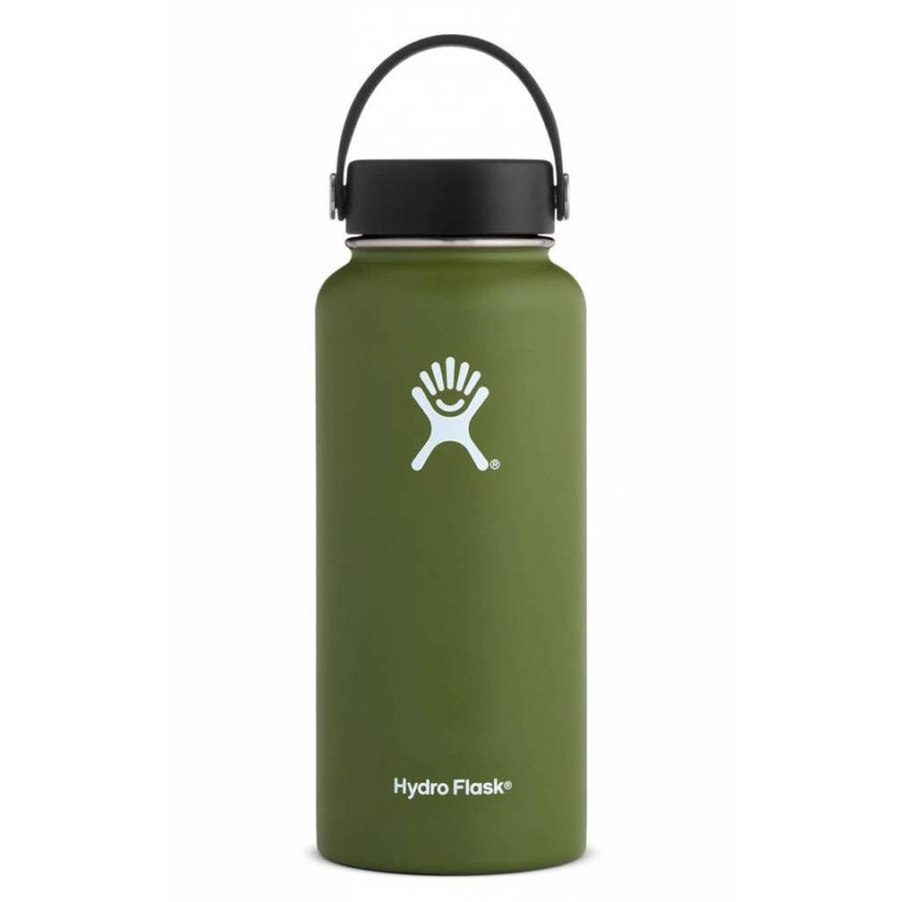 Hydroflask 32 oz. Wide Mouth, Olive