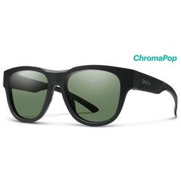 Smith Optics Rounder Matte Black