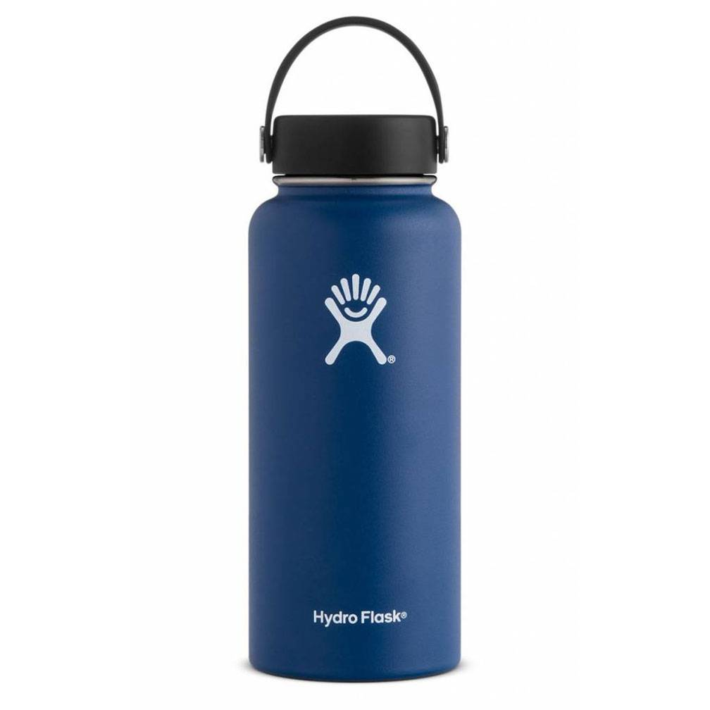 Hydroflask 32 oz. Wide Mouth, Cobalt
