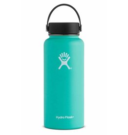Hydroflask 32 oz. Wide Mouth, Mint