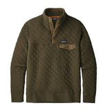 Patagonia Men's Organic Cotton Quilt Snap-T P/O, Sediment