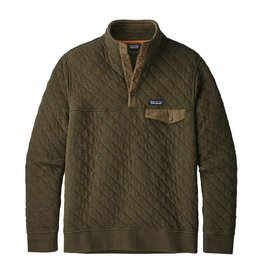 Patagonia Men's Organic Cotton Quilt Snap-T P/O, Sediment
