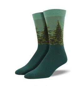 Socksmith Socksmith Men's Forest Bamboo Socks, Slate