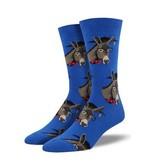 Socksmith Smart Ass, Blue