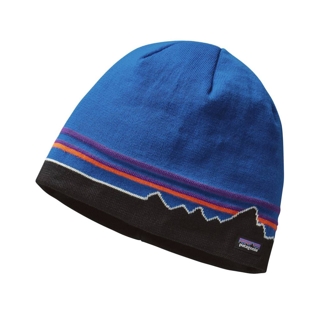 Patagonia Patagonia Beanie, Classic Fitz Roy: Andes Blue