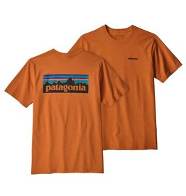 Patagonia Patagonia P-6 Logo Responsibili-Tee, Marigold
