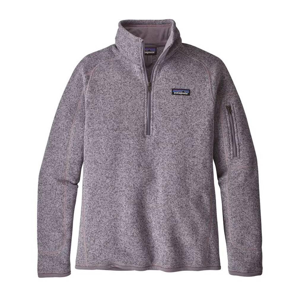 Patagonia Patagonia Women's Better Sweater 1/4 Zip, Smokey Violet
