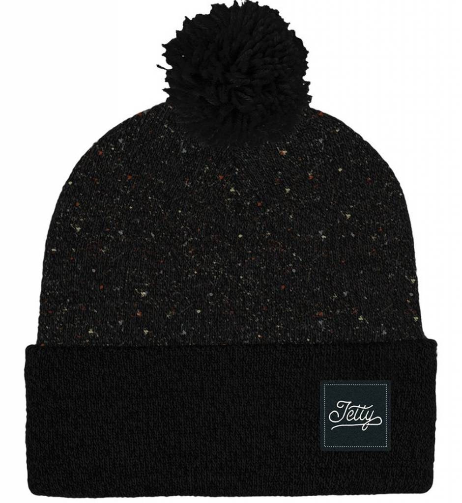 Abell Beanie, Black Speckle