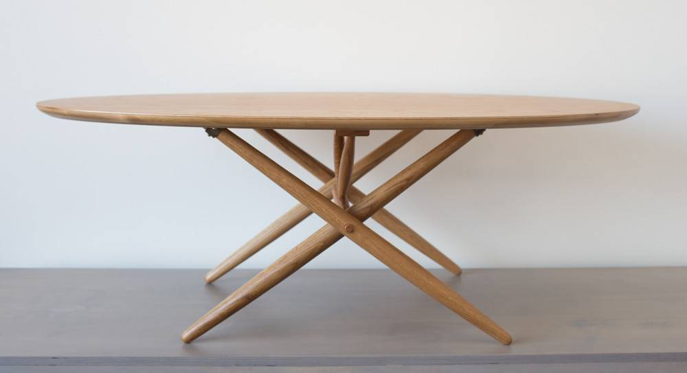 Artek Ovalette Table, Oak