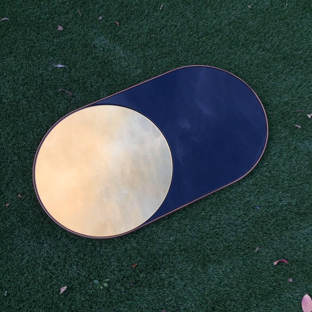 Bower Shape Mirror, Cylinder