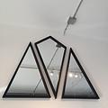 Alex Drew & No One Isosceles Mirror
