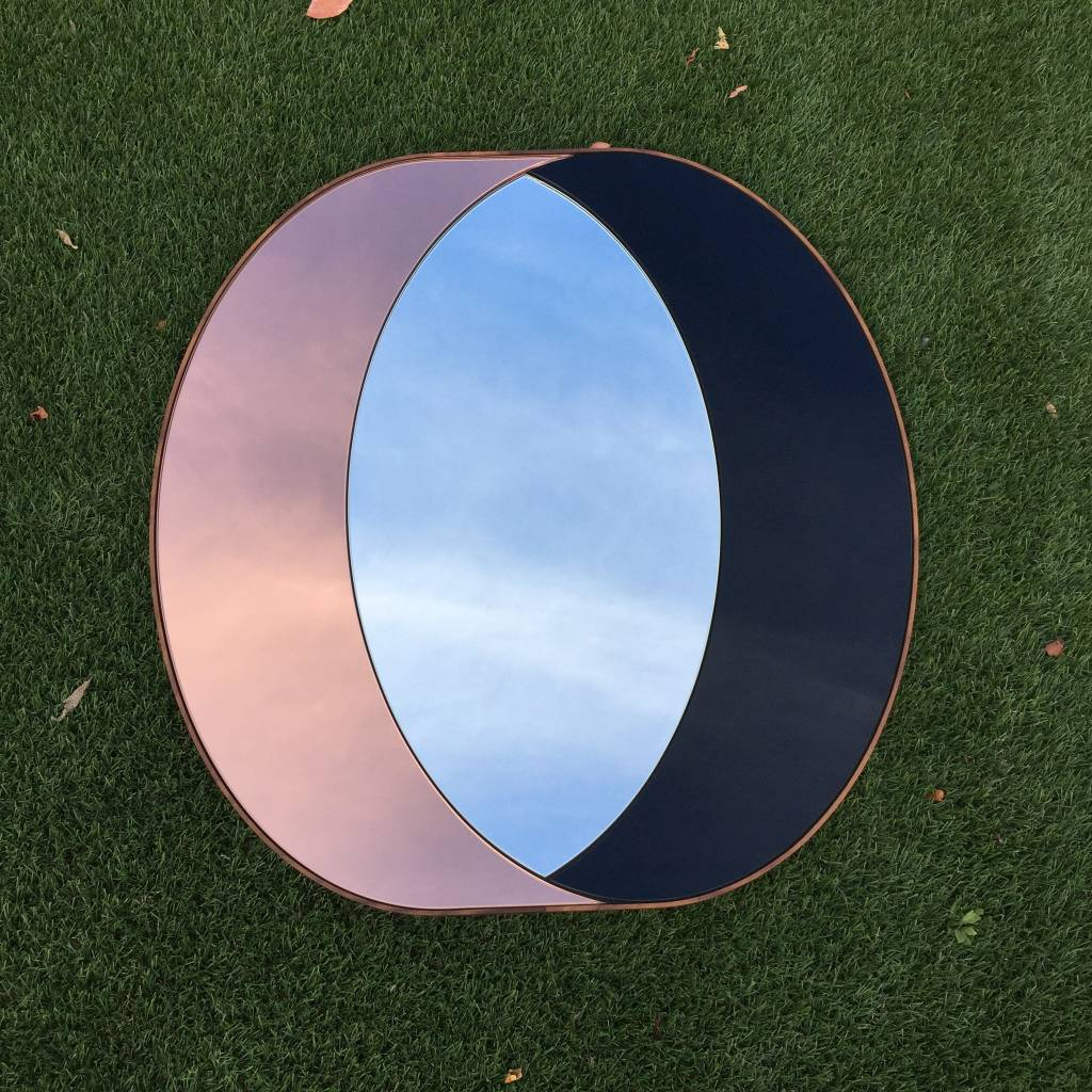 Bower Shape Mirror, Ring