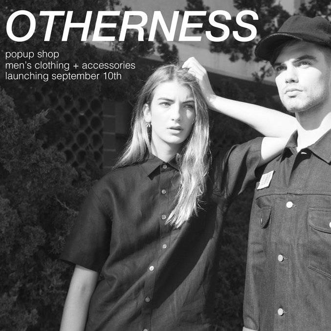 OTHERNESS Men's Popup