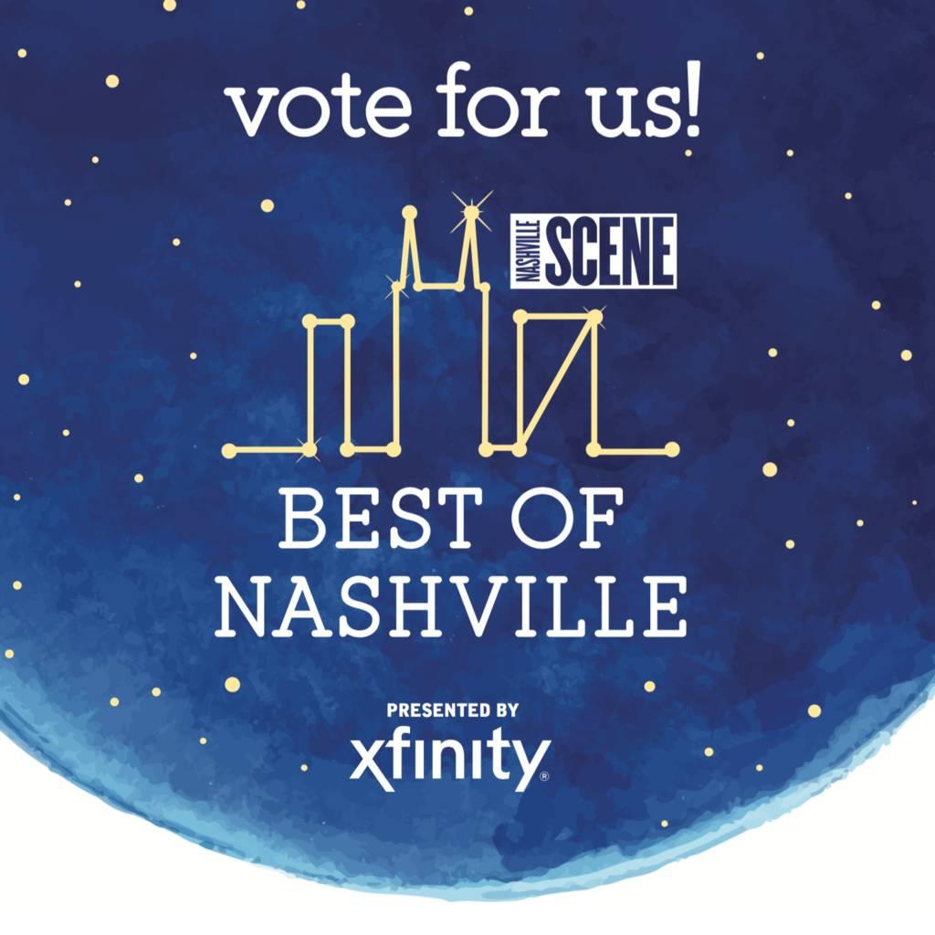 Nashville Scene: Best Of Nashville 2016