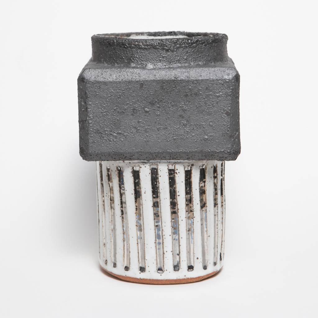 BZippy & Co. BZippy Black Box Top in Luster
