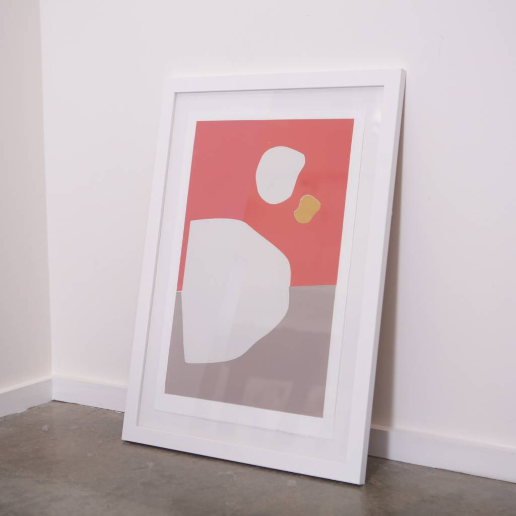 Faris Faris Limited Edition Print, Framed