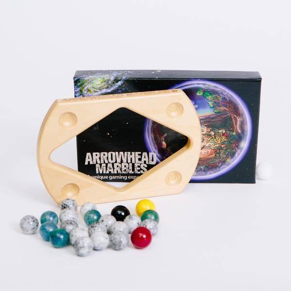 David Gibson Arrowhead Marbles