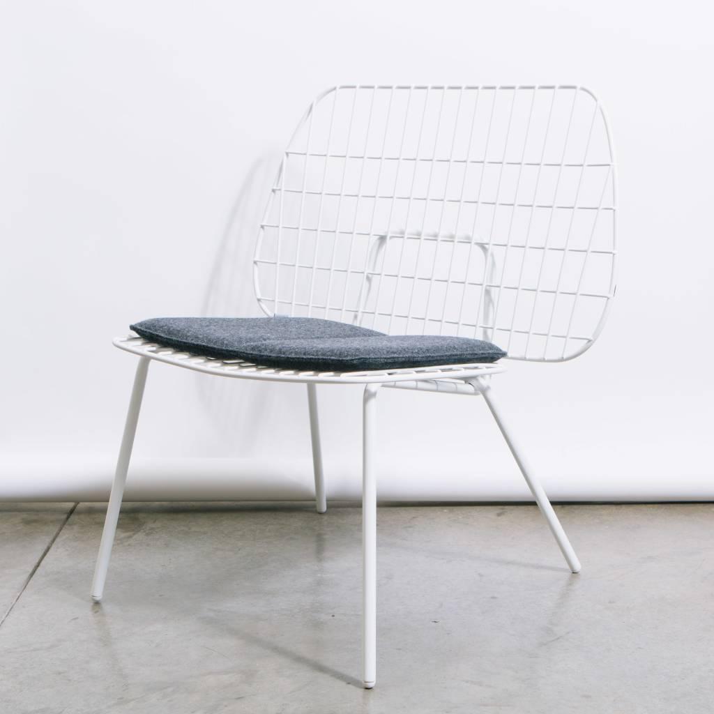 Menu 2016WM String Lounge Chair/Cushion